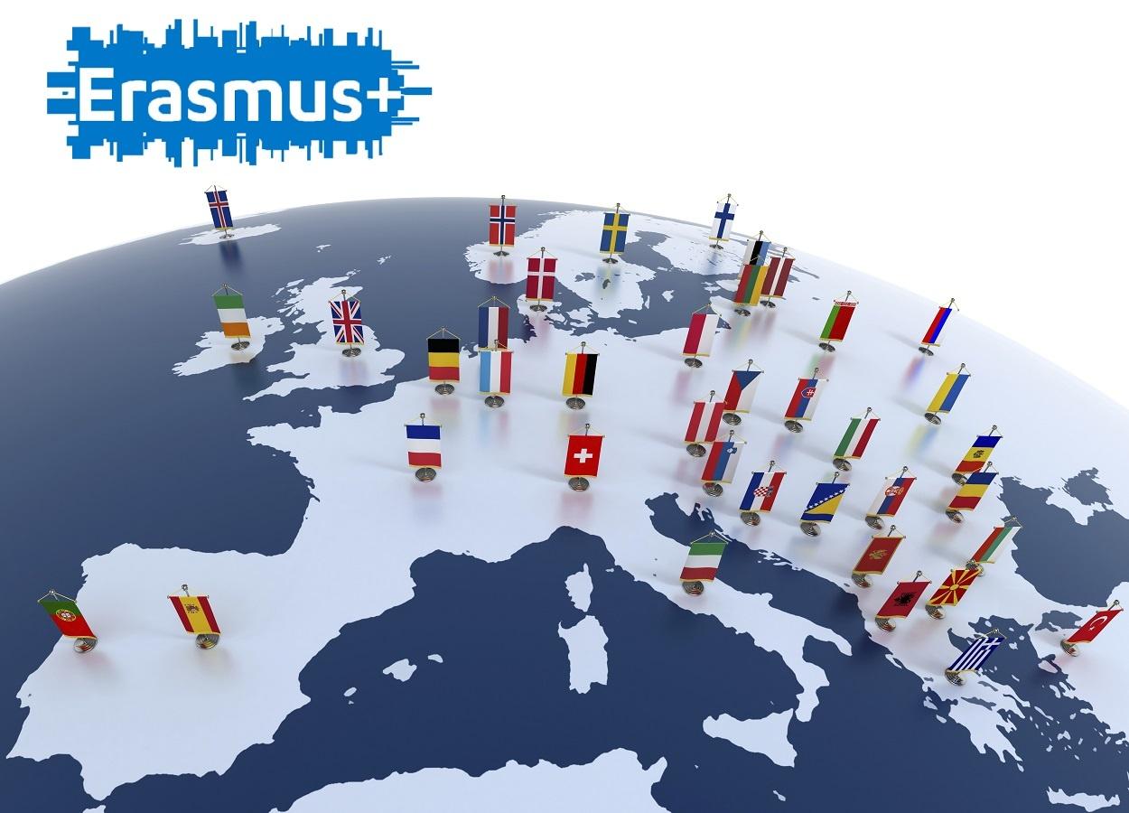 Εκπρόσωπος της Ελλάδας ο ΠΑΣΚΕΔΙ στην Πολωνία στο Erasmus+