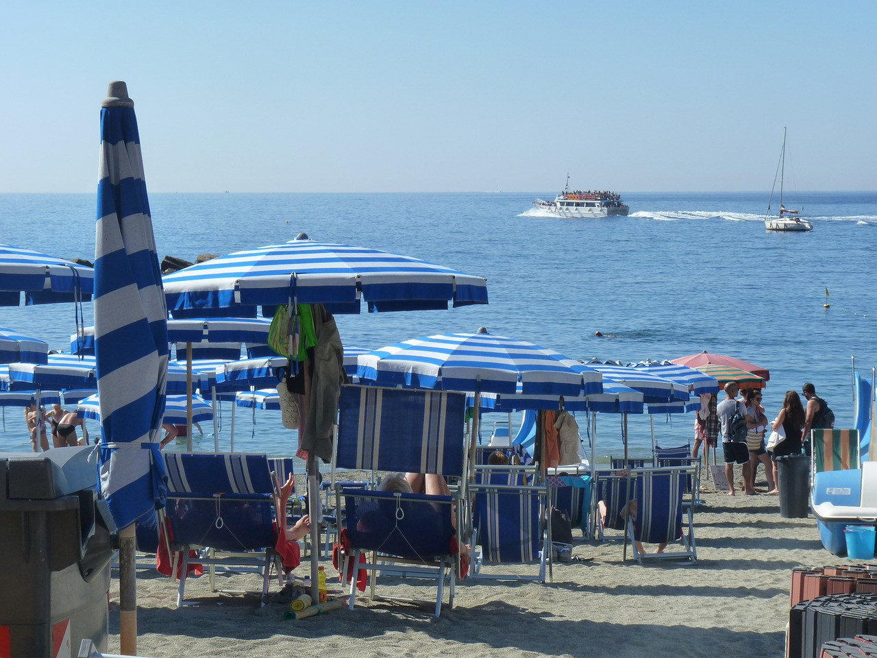 Έρχεται νέο νομοσχέδιο για αιγιαλό - παραλία
