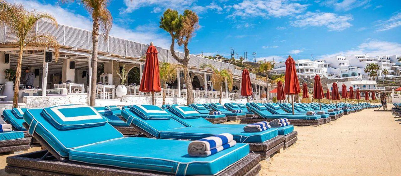 Nammos: το απρόβλεπτο «ταξίδι» μιας ψαροταβέρνας που έγινε το κορυφαίο beach bar στον κόσμο το 2017!
