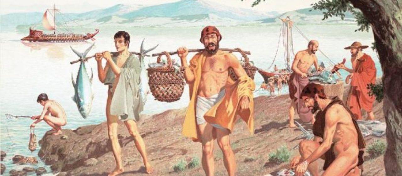Έρευνα αποκαλύπτει την παραδοσιακή σχέση των Ελλήνων με τα ψάρια και την αλιεία: από την αρχαία Ελλάδα μέχρι σήμερα.