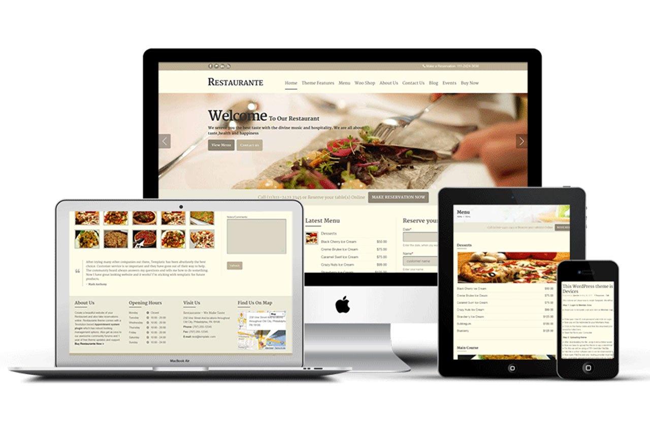 Ιστοσελίδα εστιατορίου: ποια λάθη στο περιεχόμενο ΔΕΝ πρέπει να κάνετε