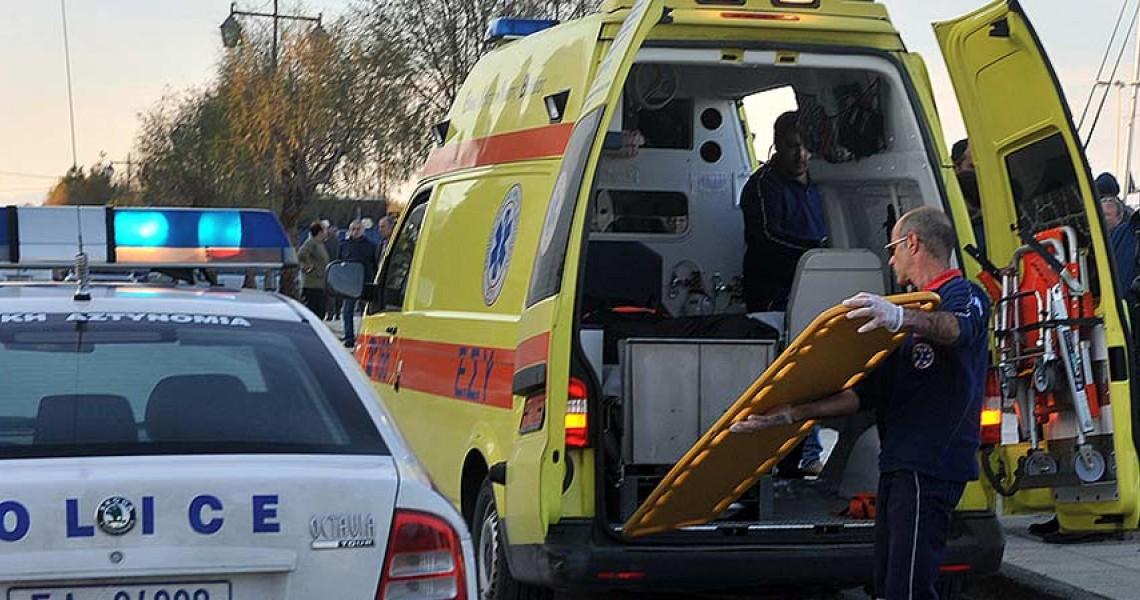 Νεκρός ντελιβεράς σε τροχαίο στη Θεσσαλονίκη