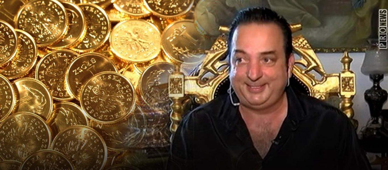Ο «Ριχάρδος» και άλλοι 58 συνελήφθησαν ως μέλη κυκλώματος λαθρεμπορίας χρυσού!