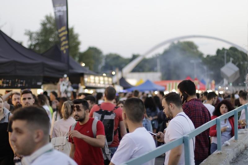 H Θεσσαλονίκη γιορτάζει με street food και δυνατή μουσική