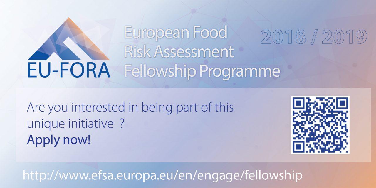 EU-FORA: ολοκληρώθηκε το εκπαιδευτικό πρόγραμμα του ΕΦΕΤ