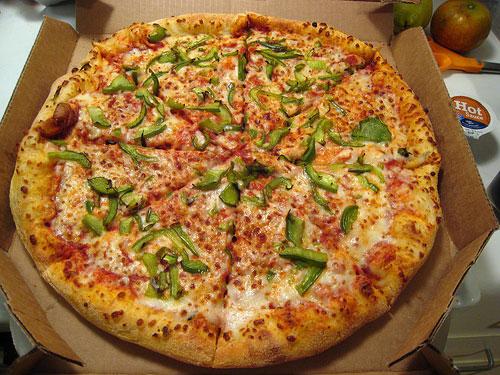 Απόλυτο φιάσκο η καμπάνια της πίτσας Domino's για τις εκλογές