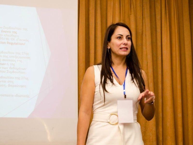 ΟΠΙ: νέα Διευθύντρια η δικηγόρος Ευαγγελία Βαγενά