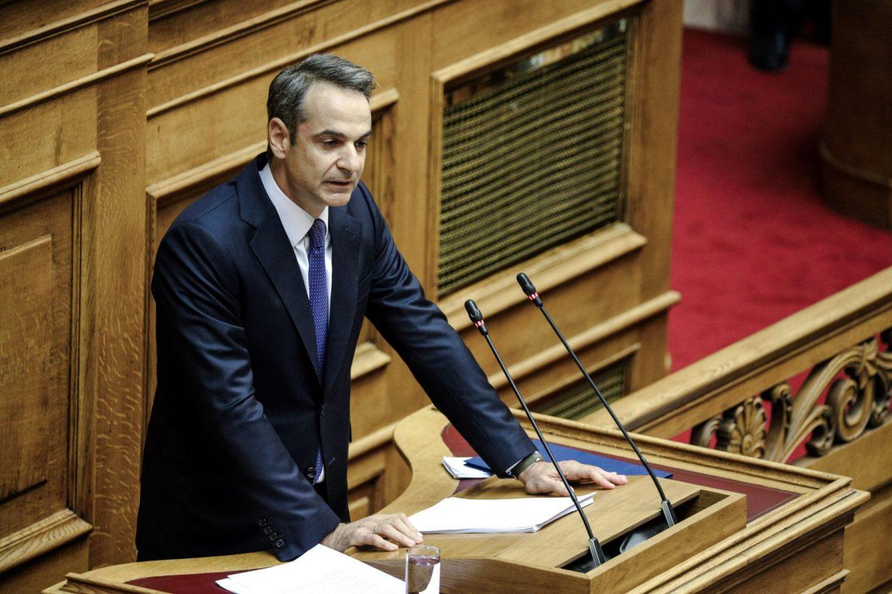 Εξαγγελίες Μητσοτάκη: μειώσεις φόρων, 5 μεγάλα έργα και 10 πρώτα νομοσχέδια που θα φέρει στη Βουλή