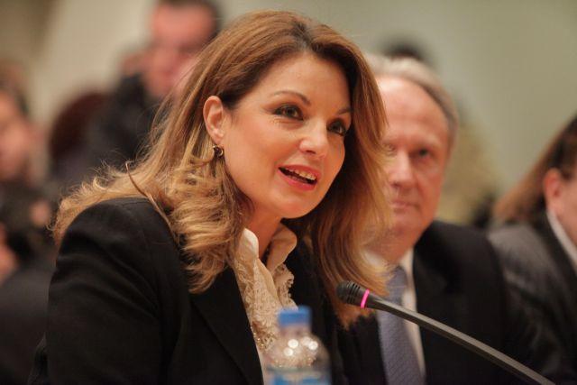 Πρόεδρος του ΕΟΤ η Άντζελα Γκερέκου - Σύντομα η ανακοίνωση