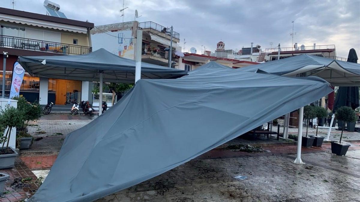 Αποζημιώσεις καταστημάτων σε Χαλκιδική: προθεσμία αιτήσεων μέχρι Παρασκευή 2/8