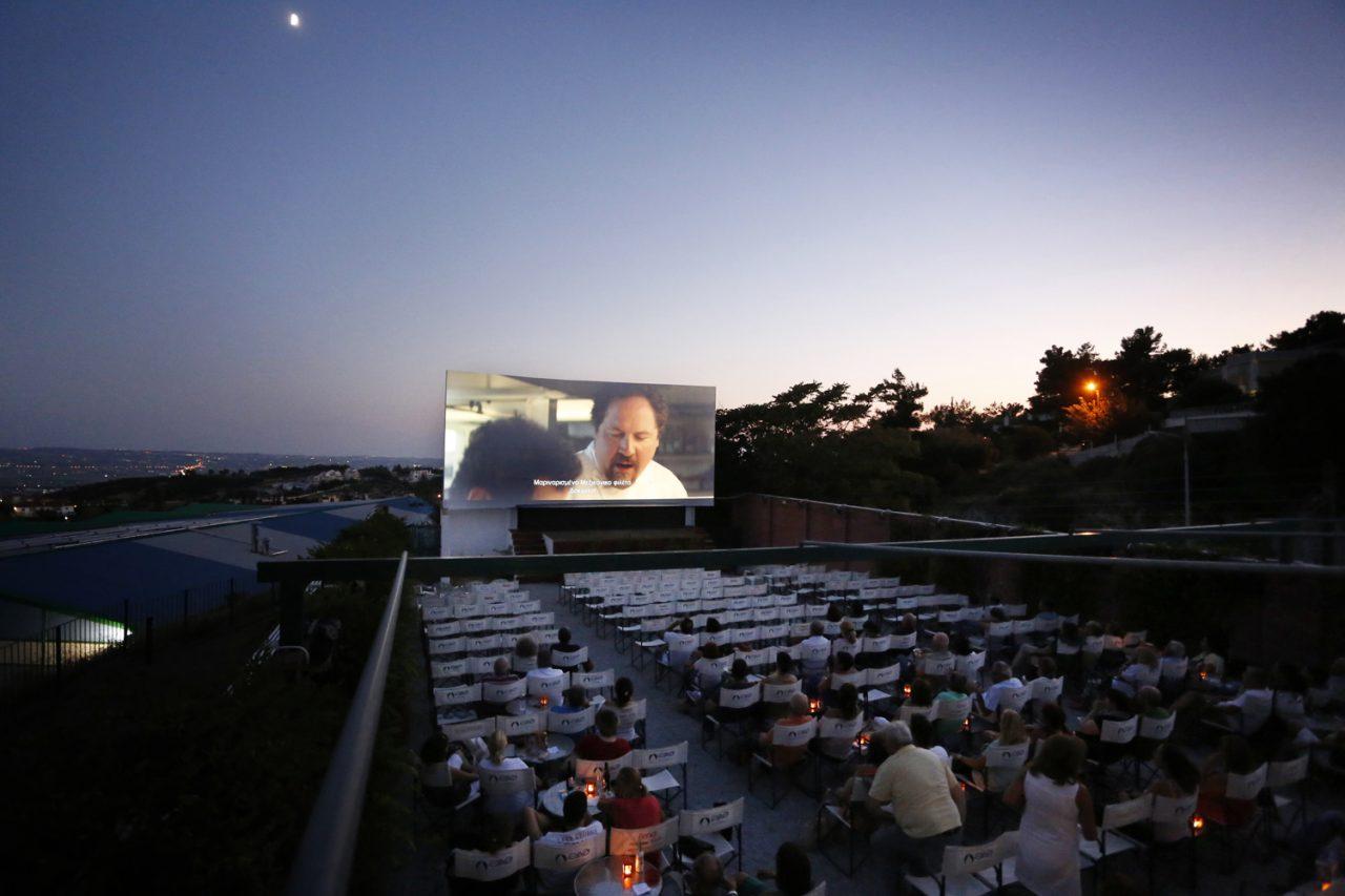 Θερινό σινεμά στο Λιμάνι Θεσσαλονίκης - Δωρεάν προβολή και μπύρα!