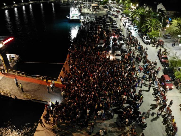 Σαμοθράκη: τουριστική καταστροφή - άμεση ανάγκη για μέτρα ανακούφισης στην Εστίαση
