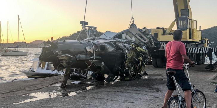 Τραγικά τα στοιχεία για το δυστύχημα με το ελικόπτερο στον Πόρο - Ποια εγκληματικά λάθη βγαίνουν στην επιφάνεια