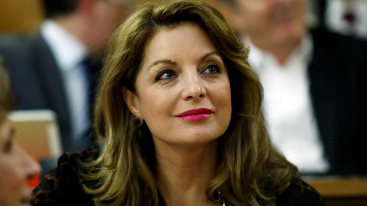 Νέα πρόεδρος του ΕΟΤ, η Άντζελα Γκερέκου