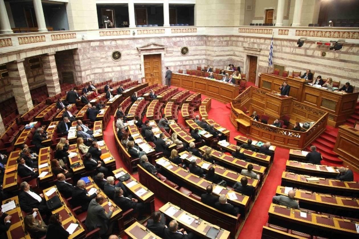 Βουλή: Ανακοινώθηκε η διαβίβαση της δικογραφίας για Novartis