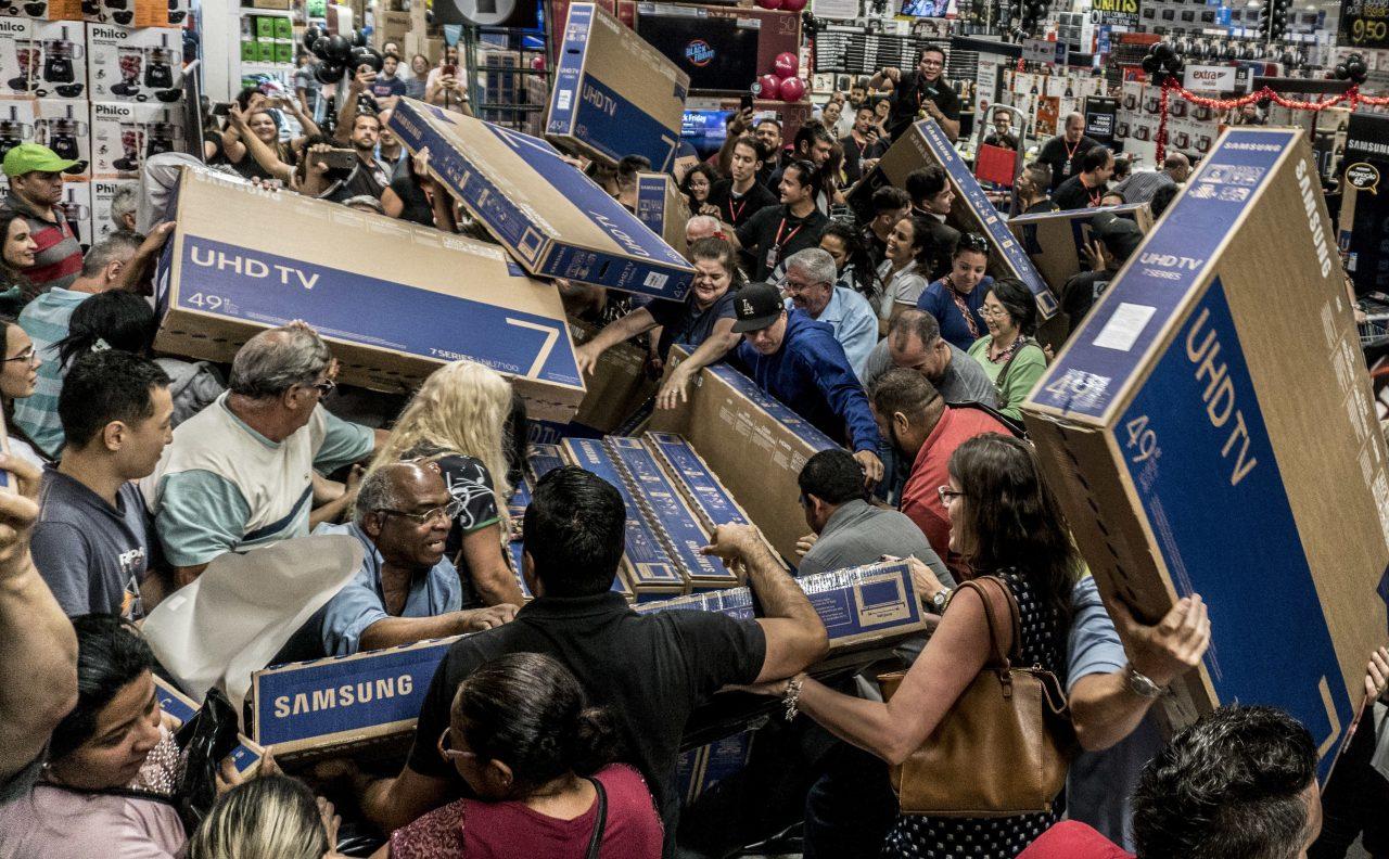 Black Friday: Σκλαβενίτης - ΑΒ Βασιλόπουλος δίνουν «παρών» - Ποια ακόμα καταστήματα συμμετέχουν
