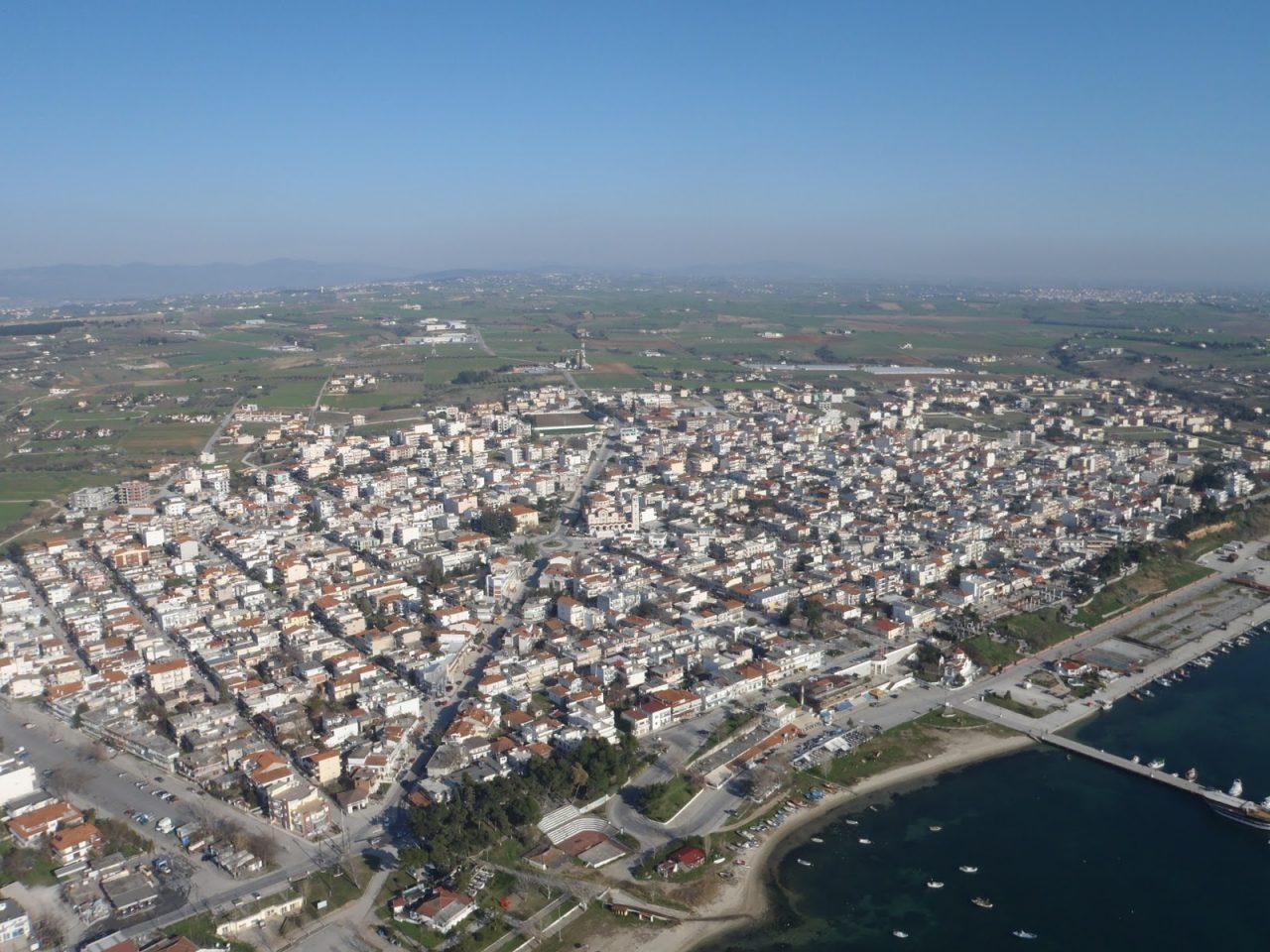 Στον Δήμο Θερμαϊκού η πρώτη Ναυπηγοεπισκευαστική ζώνη στη Βορεια Ελλάδα