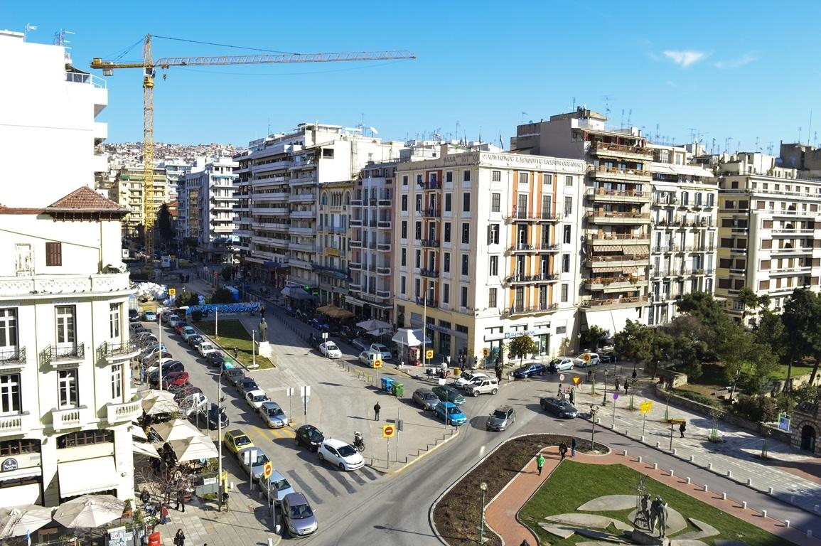 Γερμανοί σκανάρουν Θεσσαλονίκη και Χαλκιδική για ακίνητα