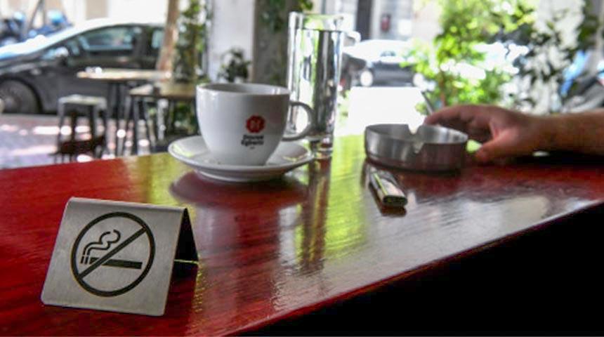 ΑΚΚΕΛ: Τα καταστήματα Εστίασης πρέπει να επιλέγουν αν θα είναι «καπνιστών» ή «μη καπνιστών»