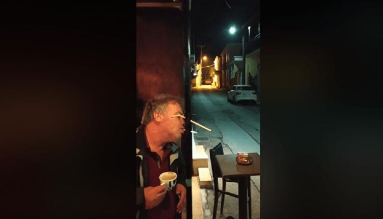 Καφετέρια στις Σέρρες βρήκε τη λύση για το κάπνισμα στα μαγαζιά Εστίασης (ΒΙΝΤΕΟ)