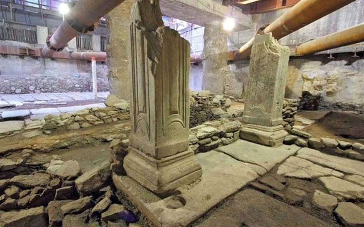 Μετρό Θεσσαλονίκης: με 13 ψήφους υπέρ φεύγουν τα αρχαία από τον σταθμό Βενιζέλου