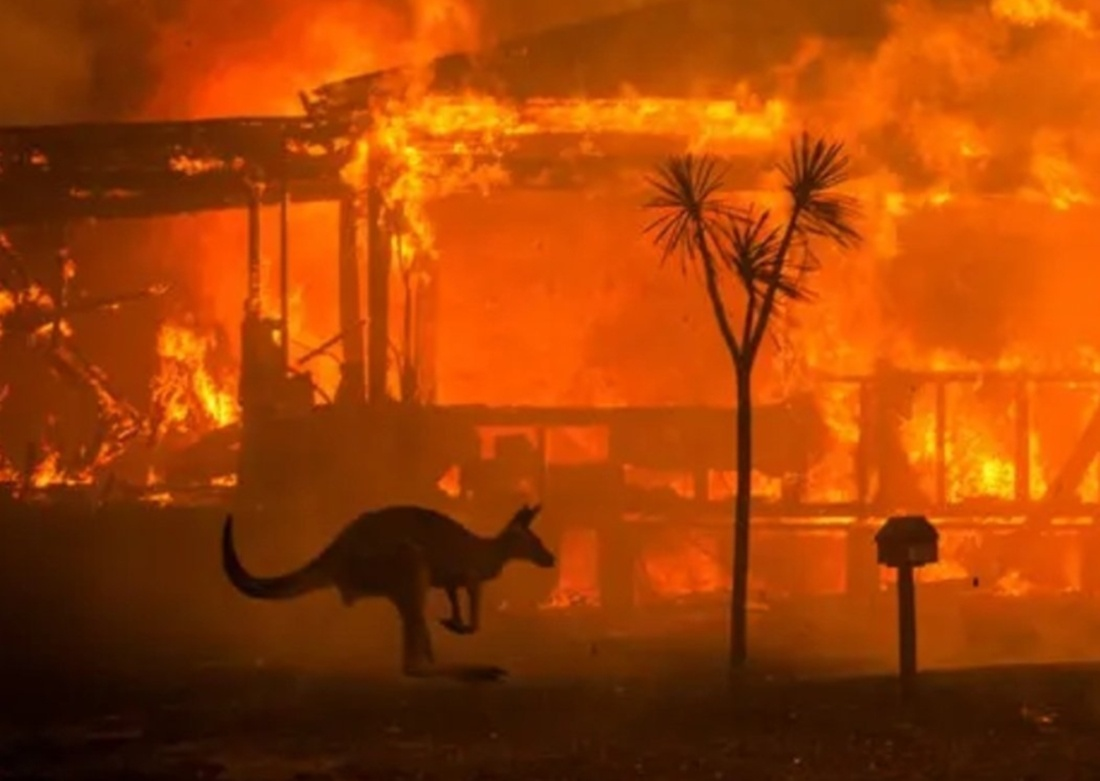 Η πύρινη κόλαση στην Αυστραλία συνεχίζεται: η μεγαλύτερη οικολογική καταστροφή του 21ου αιώνα