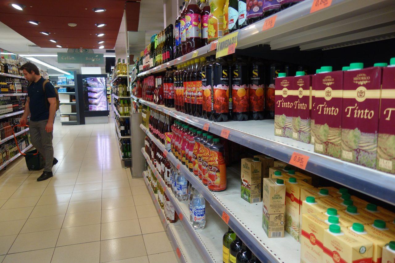 Θεσσαλονίκη: άδεισαν τα σούπερ μάρκετ λόγω κοροναϊού