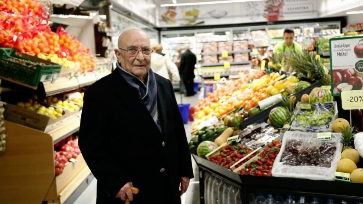 Απεβίωσε ο ιδρυτής της αλυσίδας σούπερ μάρκετ «ΚΡΗΤΙΚΟΣ»