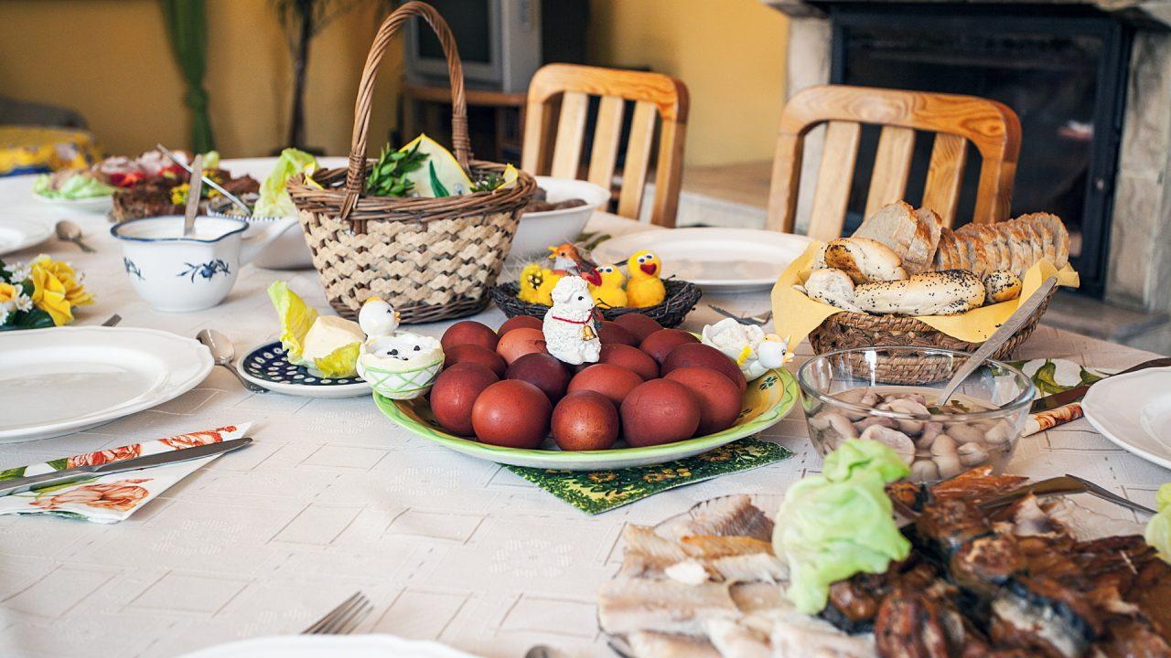 Πόσο θα κοστίσει φέτος το πασχαλινό τραπέζι
