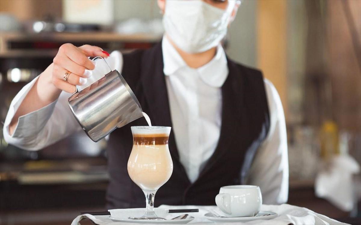 Η υποχρεωτική χρήση μάσκας καταστρέφει τη διάθεση για επίσκεψη σε εστιατόρια, καφετέριες και αγορές -Τι αναφέρει γερμανική έρευνα