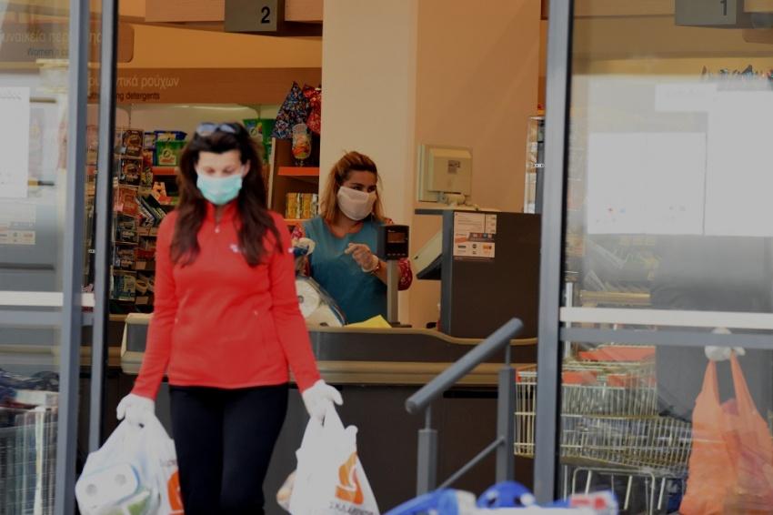 Μάσκα στα σούπερ μάρκετ: Τι συμβαίνει με τα παιδιά - «όχι» κάτω των 3 ετών λέει ο ΕΟΔΥ