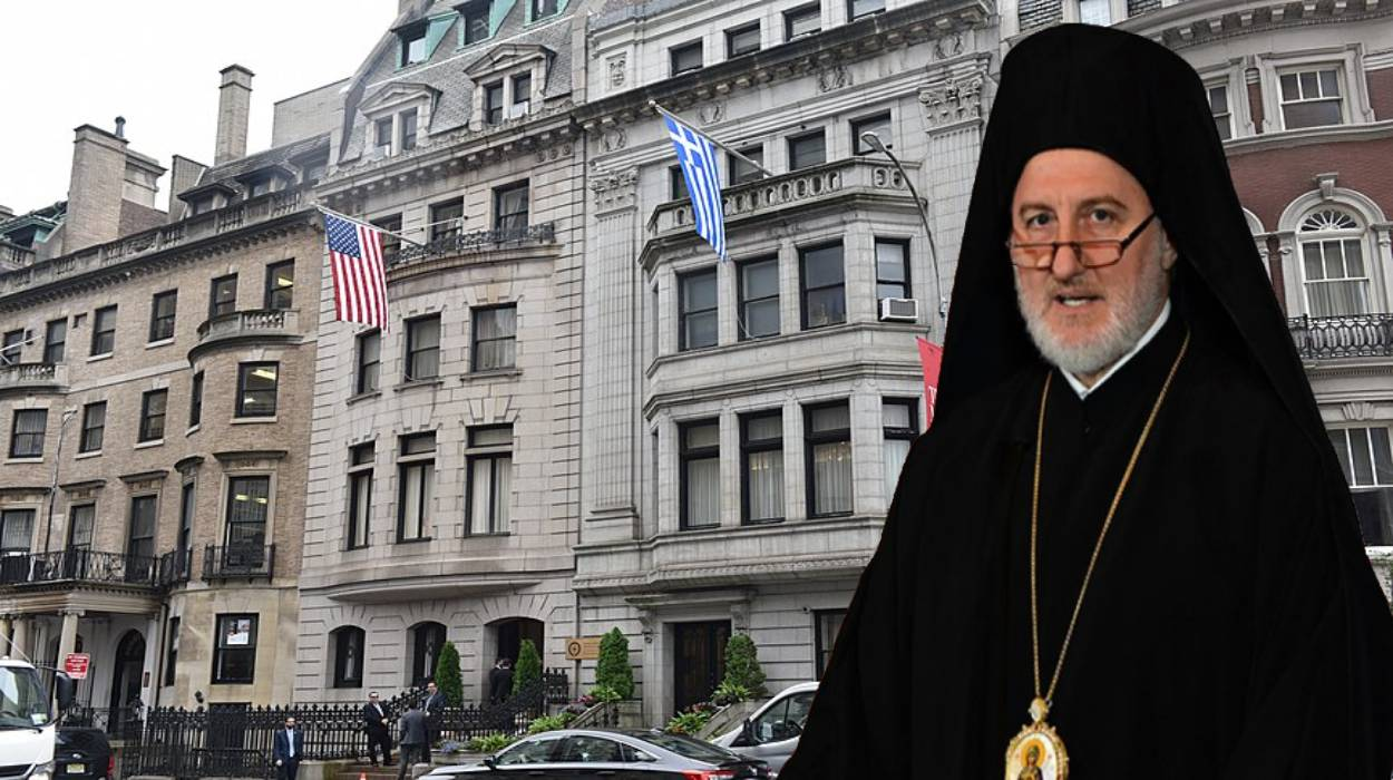 Έκτακτη Σύνοδος στην Αρχιεπισκοπή Αμερικής -Καζάνι που βράζει η ομογένεια